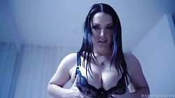 JulesJordan Angela White Invites Prince Over For A Long Overdue Anal Excavation