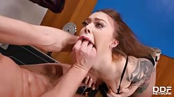 HandsOnHardcore Misha Maver - Double Penetration Is Her Thing